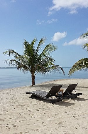 The Placencia Peninsula has the best beaches in mainland Belize and they're getting easier to fly to from the USA and Canada for a winter vacation