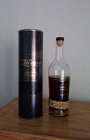 Ron Zacapa Negra Edicion bottle