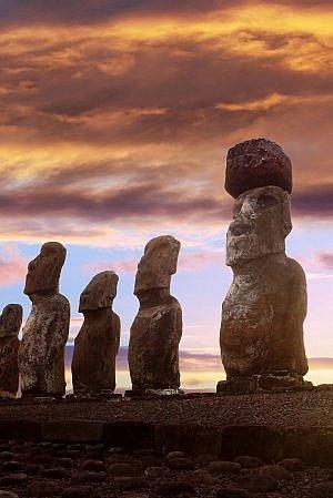 South America trip builder including Easter Island