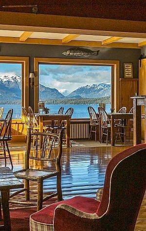 Correntoso Lake & River Hotel Patagonia Argentina