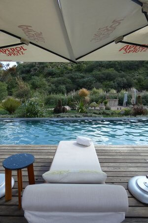swimming pool lounge chair Live Aqua San Miguel