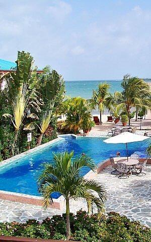 Placencia luxury resort Chabil Mar