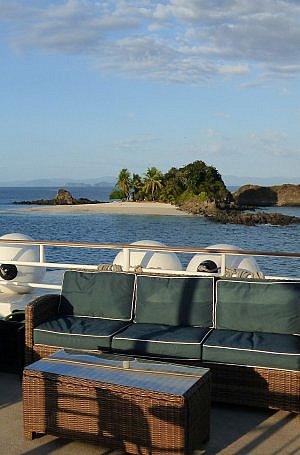 Aboard an UnCruise small ship adventure off Coiba Island National Park in Panama - Granito de Oro