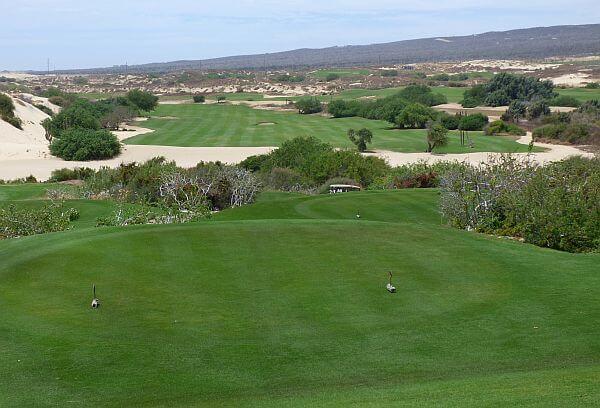 Los Cabos golf course living