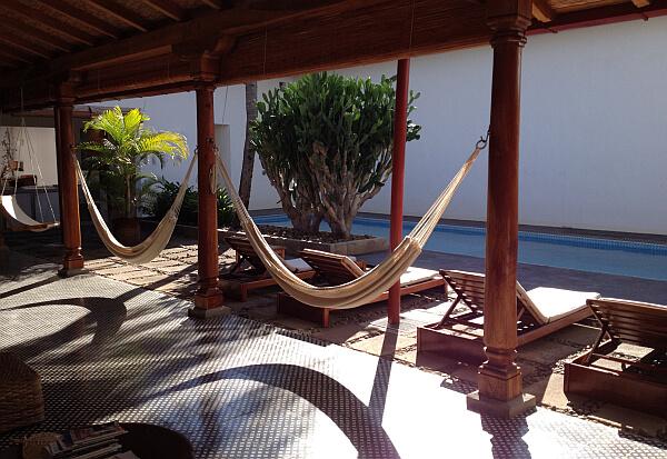 Two contemporary boutique hotels in granada nicaragua for Best boutique hotels granada