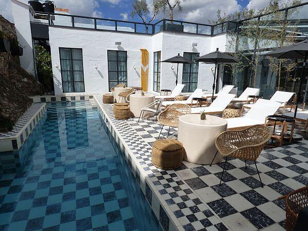 L'Otel San Miguel pool