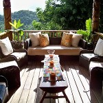 Belize luxury nature lodge