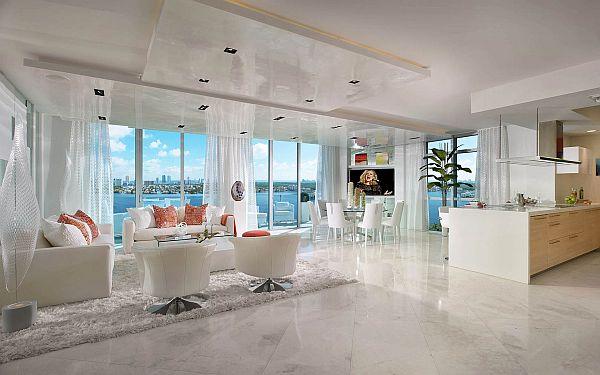 Marina Palms luxury condo Miami