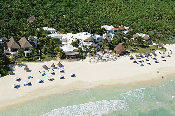Belmond Maroma Suites and Spa in the Riviera Maya