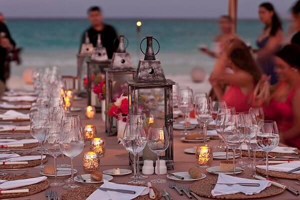 Belmond Maroma destination wedding on the beach