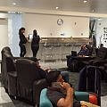 airport VIP lounge