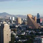Mexico City Polanco view