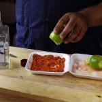 Mezcal Oaxaca tasting