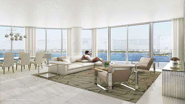 Aria on the Bay Miami