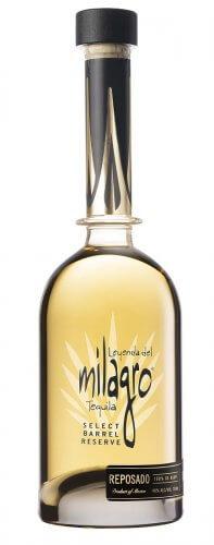 milagro barrel reserve tequila
