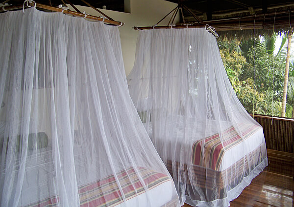 mosquito net for zika
