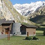 mountain lodges of Peru trekking