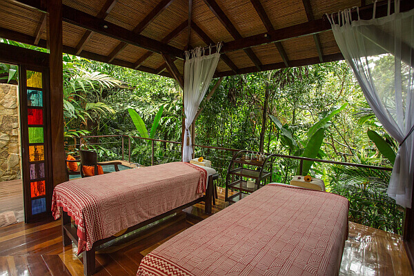 One of the best Costa Rica spas at Nayara Springs