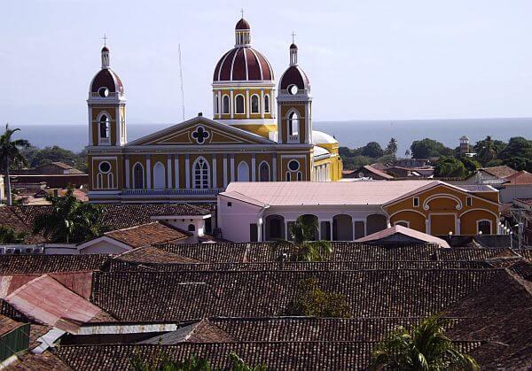Granada Nicaragua retire in Latin America
