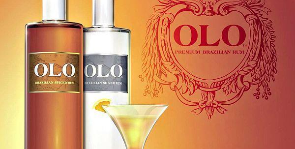Olo Brazilian rum cachaca