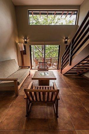 Pacaya Lodge suite Apoyo Nicaragua