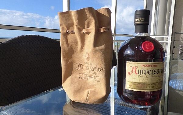 Venezuela rum Pampero Aniversario