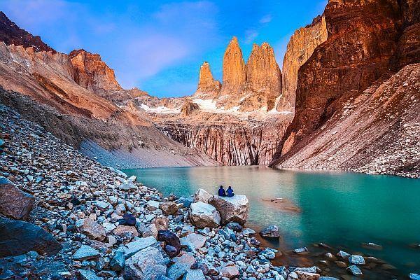 Torres del Paine trekking in Chile