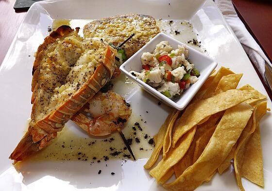 Lobster San Juan del Sur