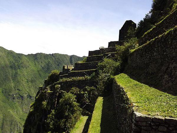 climb huaynu picchu in Peru