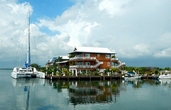 luxury Belize real estate