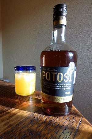 Ron Potosi Mexican rum and cocktail