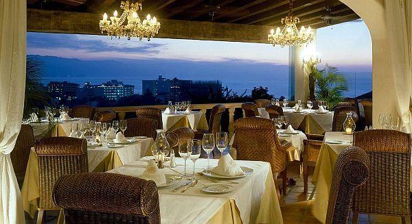 Hacienda San Angel restaurant