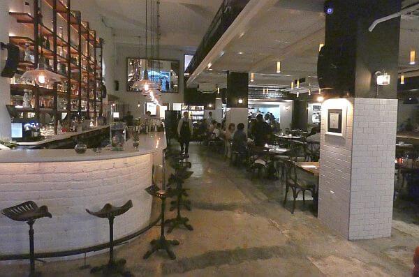 Tintoque Puerto Vallarta restaurant