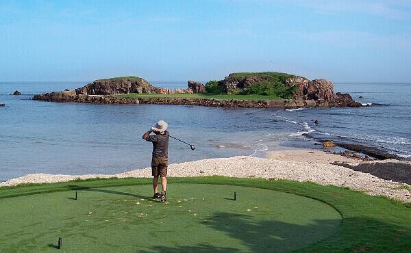 golf Mexico Punta Mita course