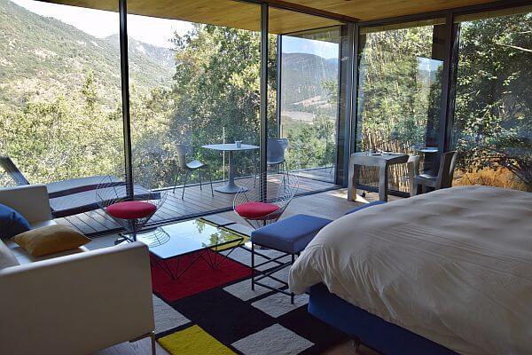 Puro Vik wine resort Chile