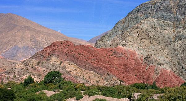 Quebrada canyon drive