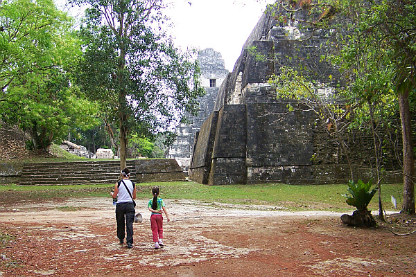 melllow travel in Tikal