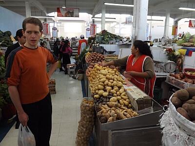gastronomy tour Ecuador