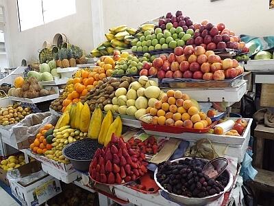 fruit Ecuador