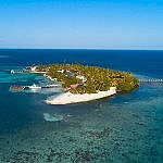Ray Caye private island resort vacation