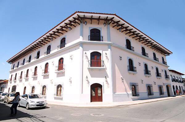 La Recollecion Hotel in Leon, Nicaragua