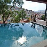 Guanajuato infinity pool with view