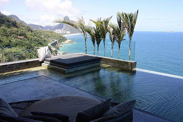 Rio apartment rental luxury