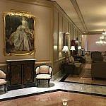 Ritz Carlton Cancun lobby
