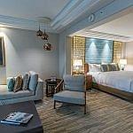 Ritz Carlton Santiago Chile Hotel suite