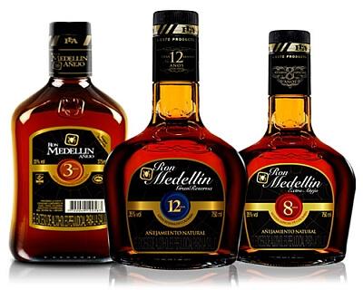 Colombian rum