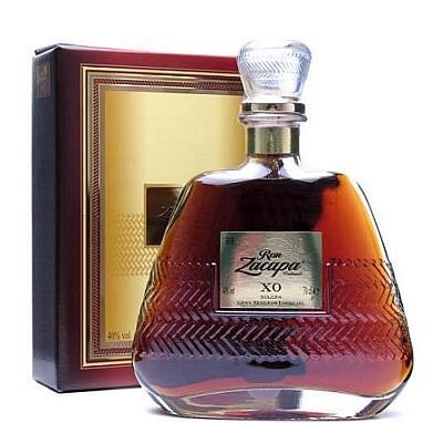 Zacapa Centenario XO Cognac barrels