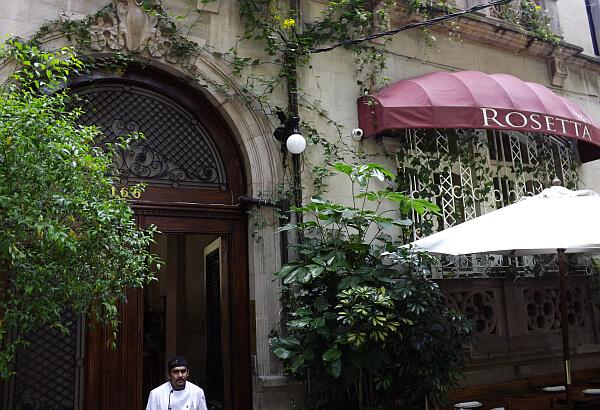 Rosetta Mexico City
