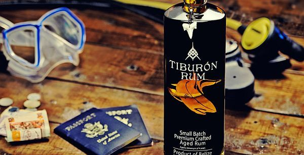 Central American rums - Tiburon from Belize
