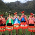 Choquechaca villagers Peru